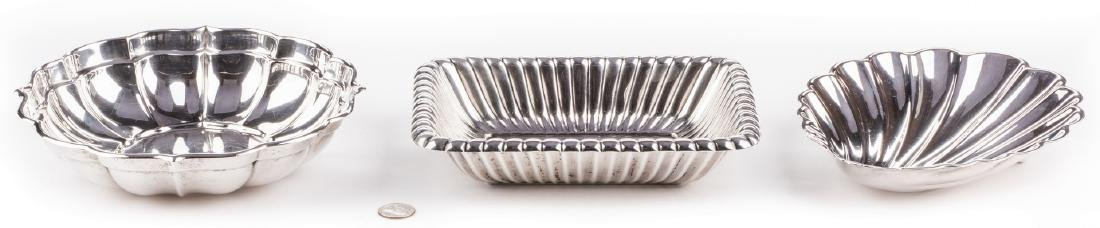 3 Sterling Silver Serving Items