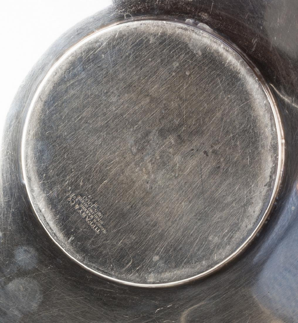2 Sterling Serving Platters, inc. Tiffany - 3