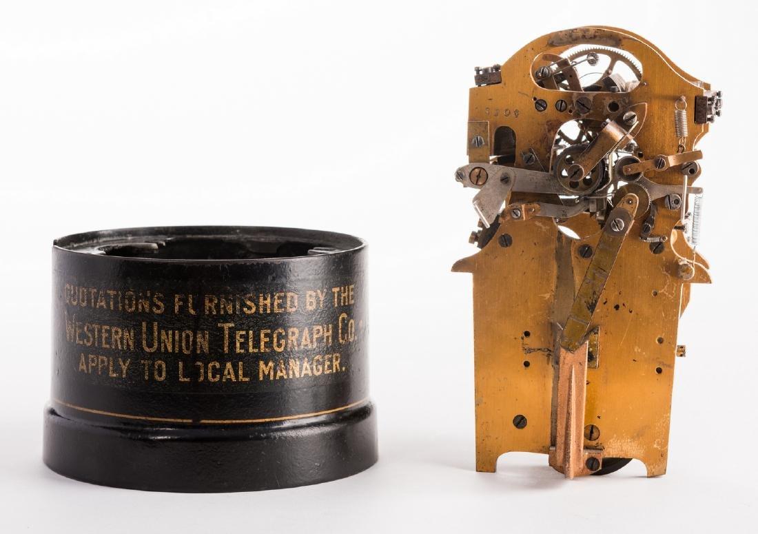 Western Union Model 35-A Stock Ticker - 4