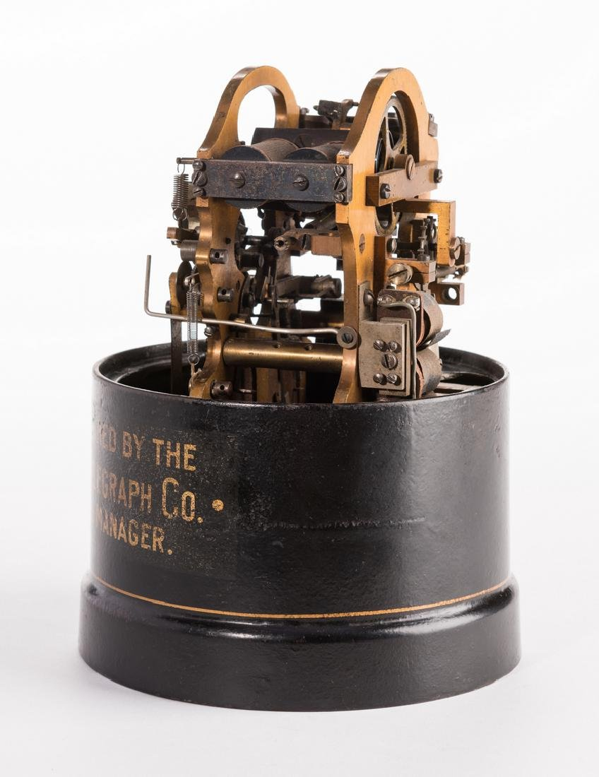 Western Union Model 35-A Stock Ticker - 5