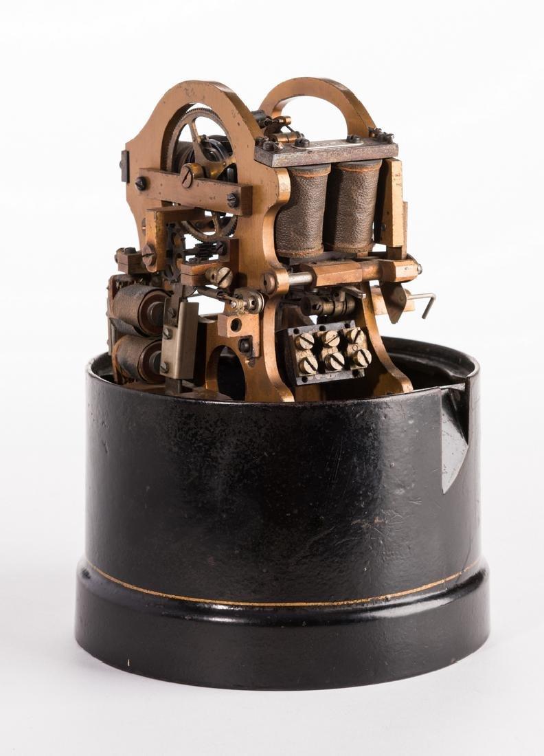 Western Union Model 35-A Stock Ticker - 7