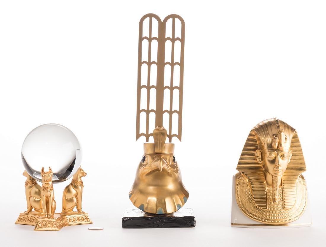 3 King Tut - Egyptian Style Pieces - 2