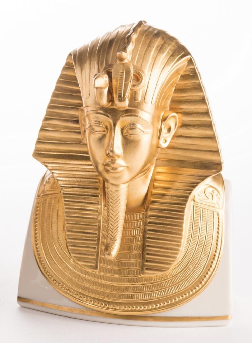3 King Tut - Egyptian Style Pieces - 6