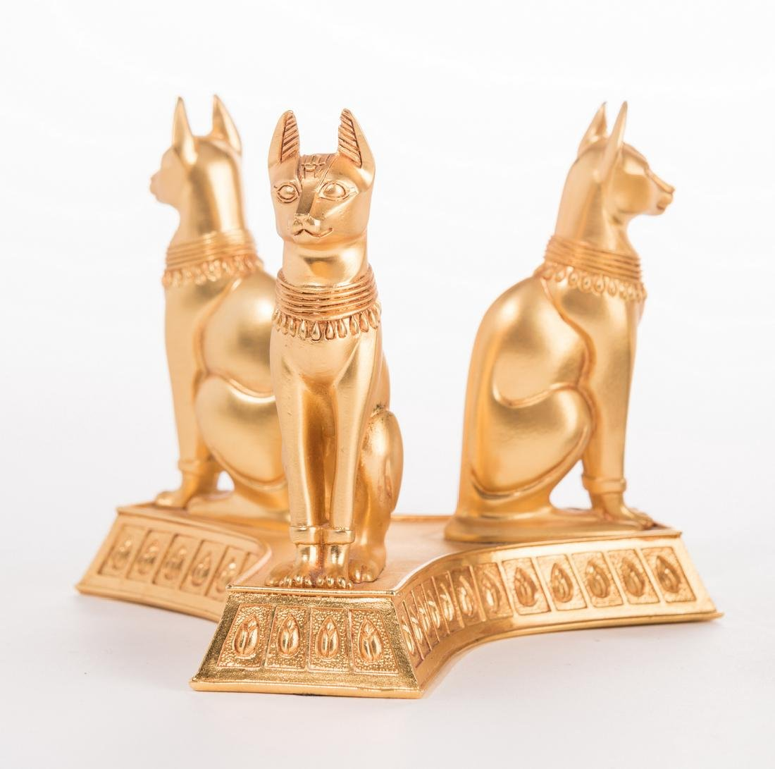 3 King Tut - Egyptian Style Pieces - 8