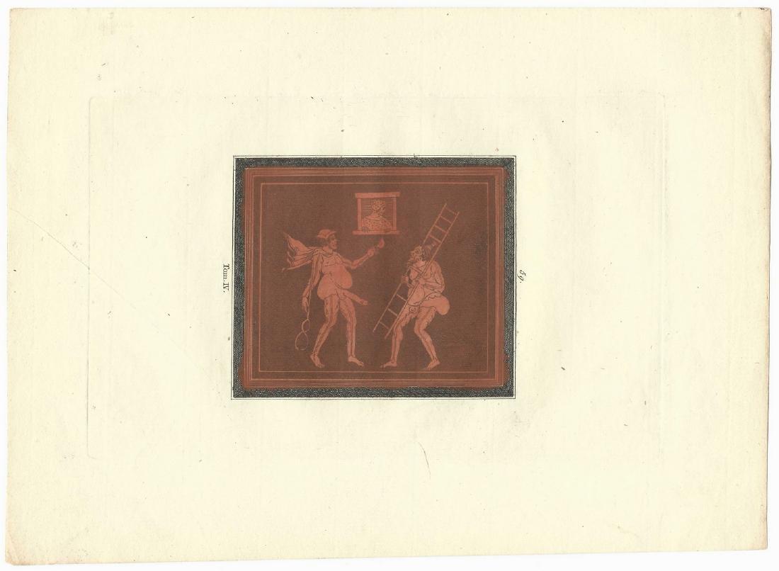 5 Sir William Hamilton Classical Engravings - 6