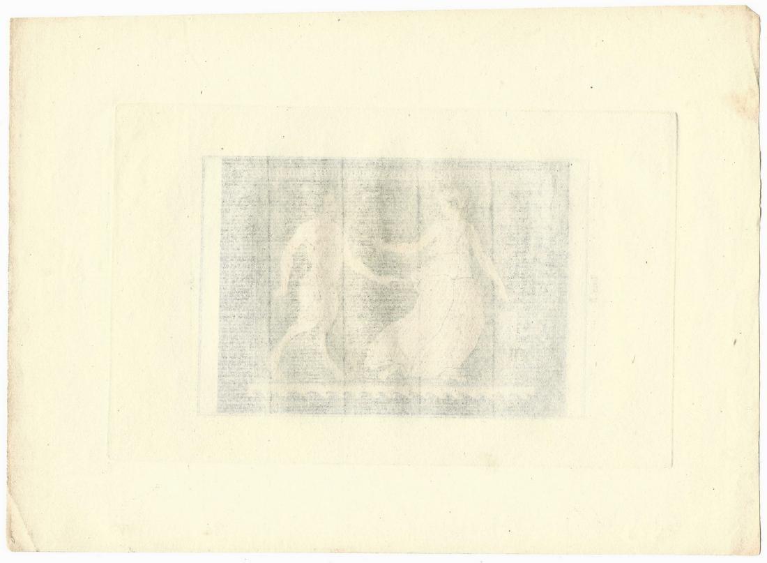 5 Sir William Hamilton Classical Engravings - 8