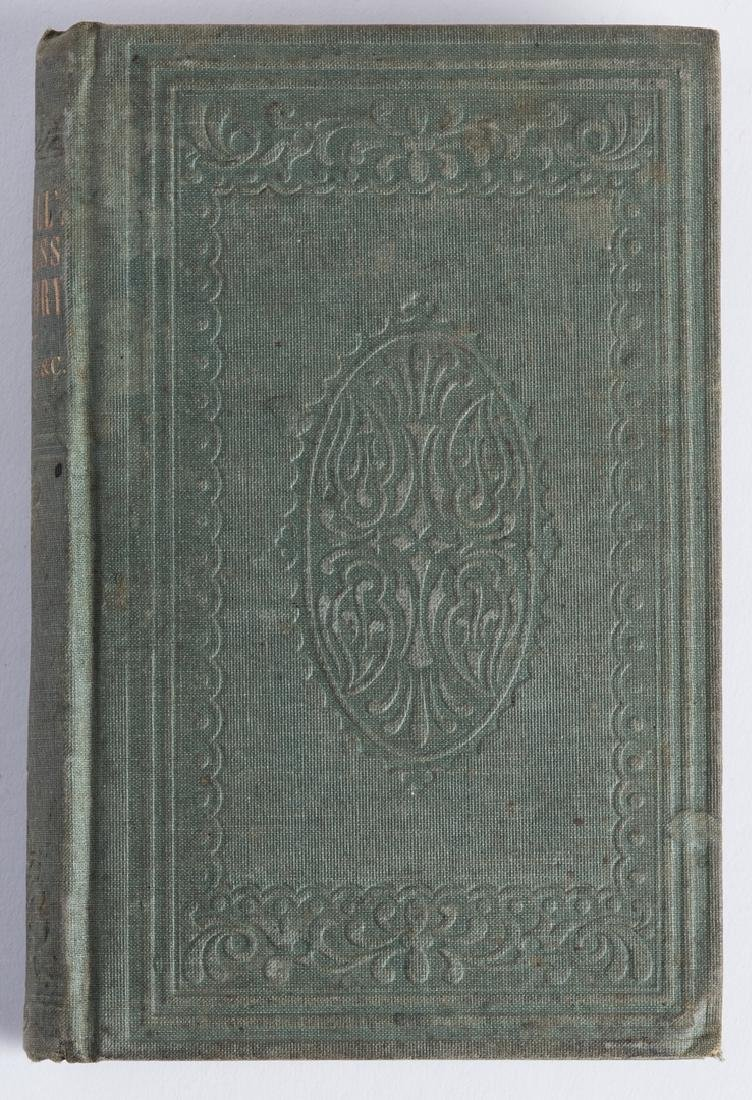 Nashville 1857 Business Directory - 2
