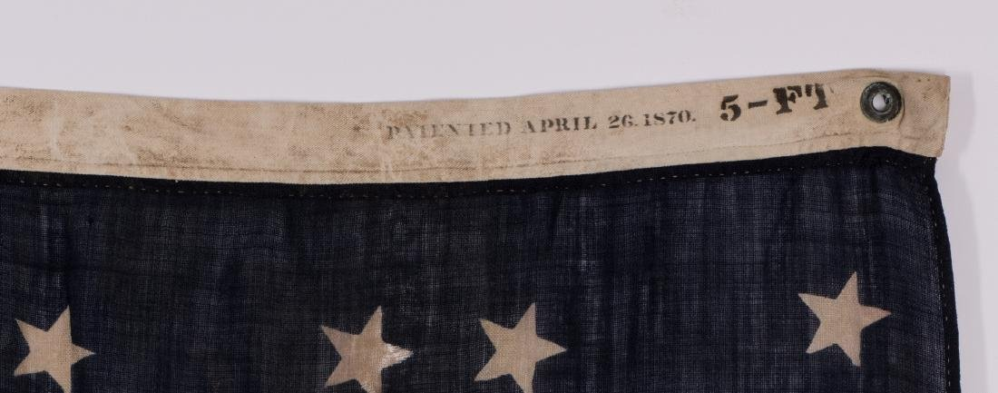 2 American Flags, 38 Star & 46 Star - 4