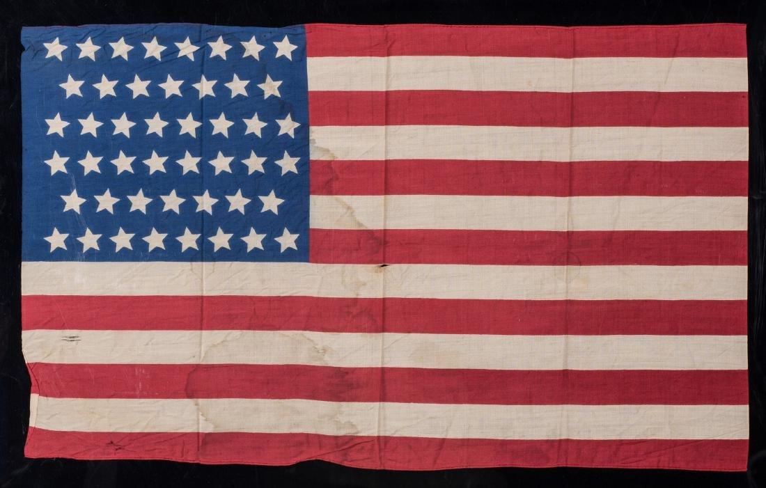 2 American Flags, 38 Star & 46 Star - 6