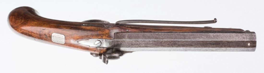 Pr 19th c. English/Scottish Belt Pistols - 7
