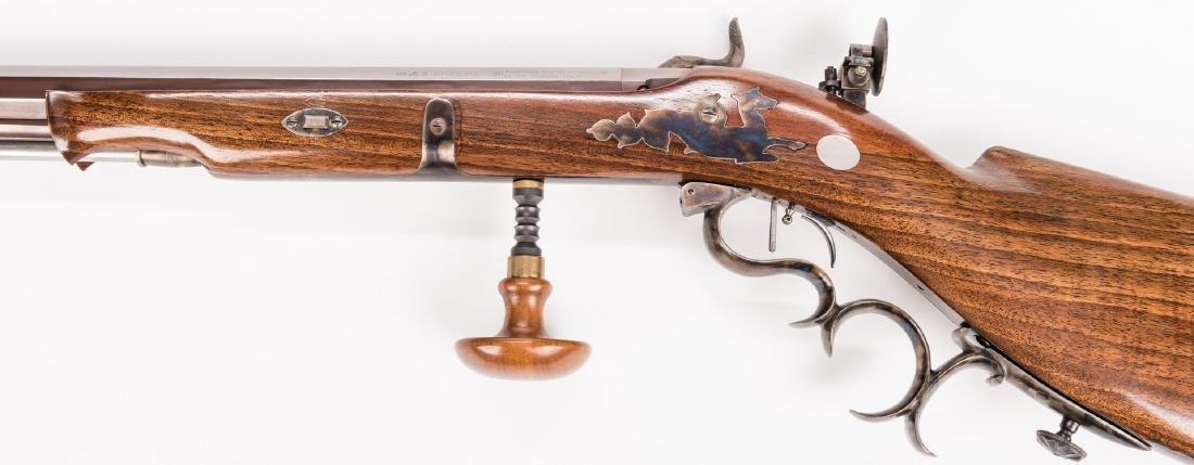 Pedersoli Waadtlander Target Rifle, .45 Caliber - 3