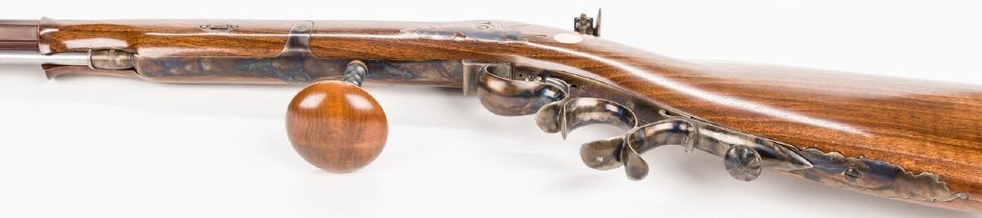 Pedersoli Waadtlander Target Rifle, .45 Caliber - 4