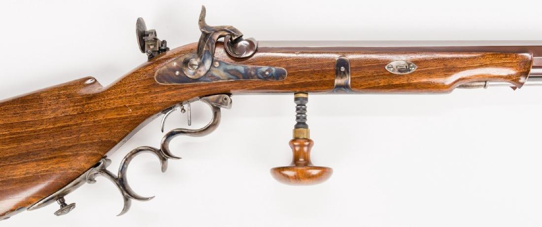 Pedersoli Waadtlander Target Rifle, .45 Caliber - 5