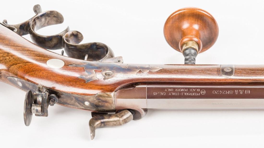 Pedersoli Waadtlander Target Rifle, .45 Caliber - 8