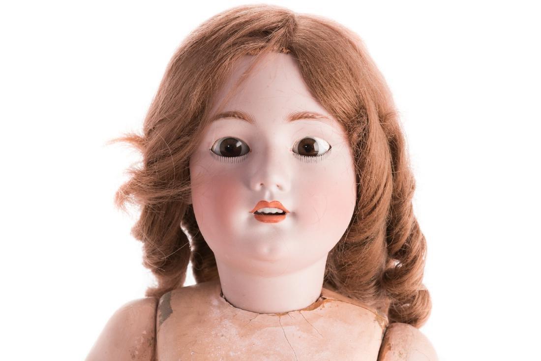 4 German Bisque Dolls, G. Heubach, S&H - 4