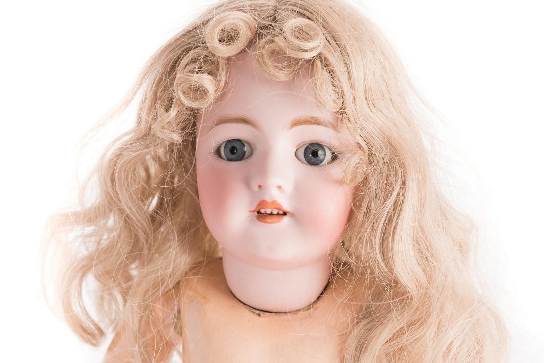 4 German Bisque Dolls, G. Heubach, S&H - 9