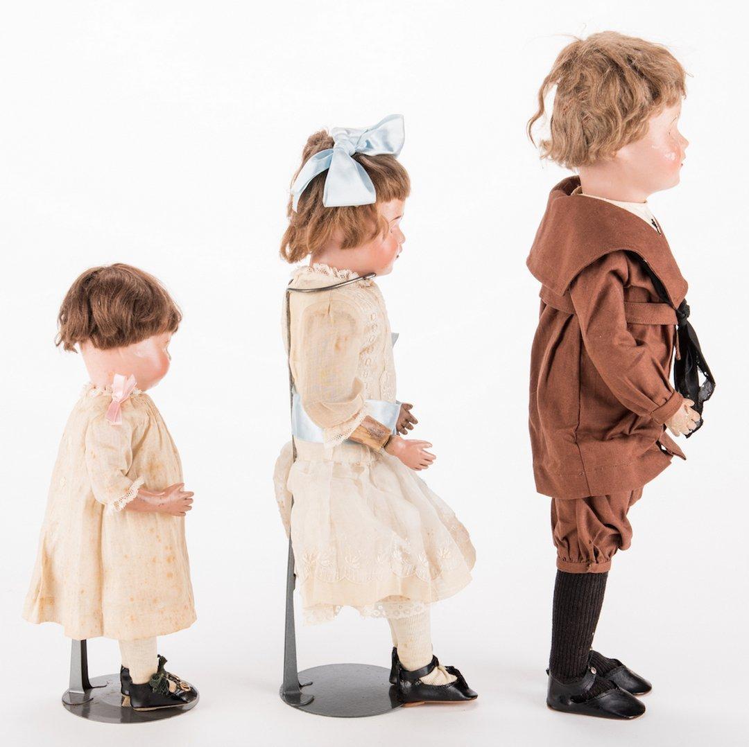 Group 3 Schoenhut Dolls - 5
