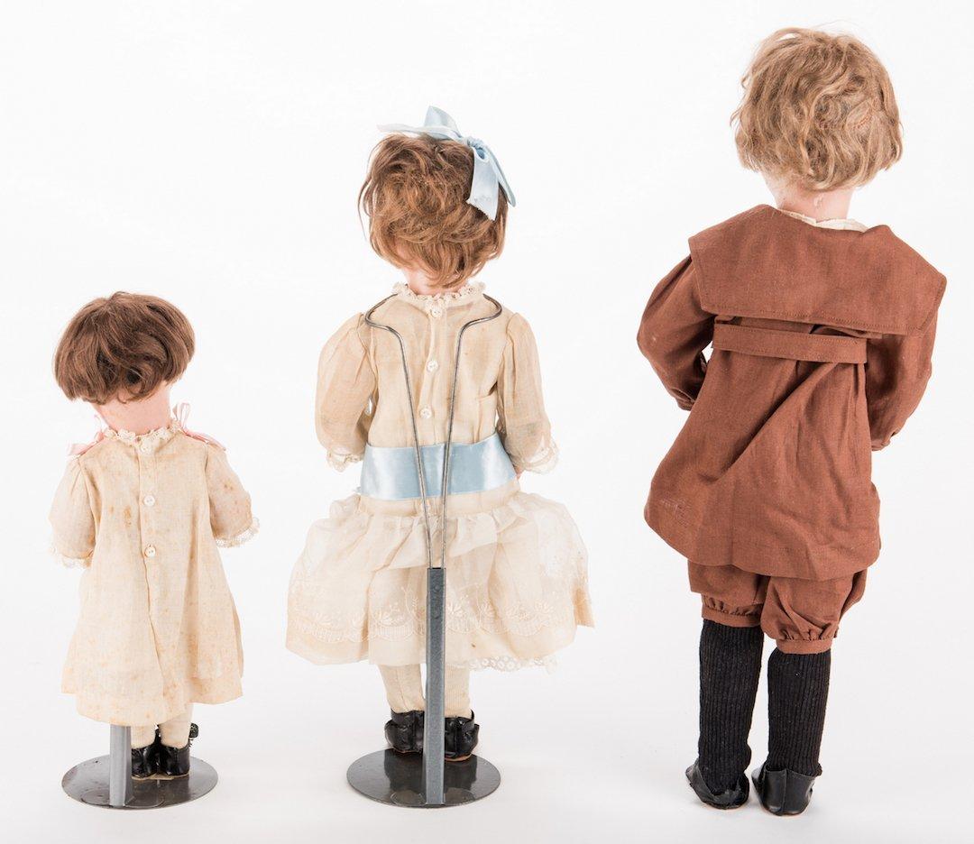 Group 3 Schoenhut Dolls - 6