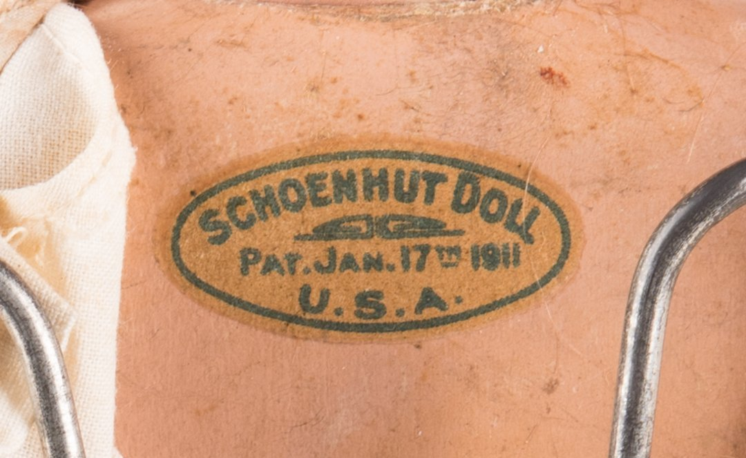 Group 3 Schoenhut Dolls - 9