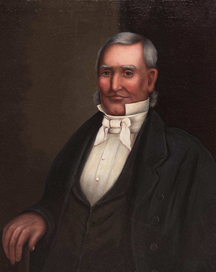 American School, Portrait of a Gentleman - 2