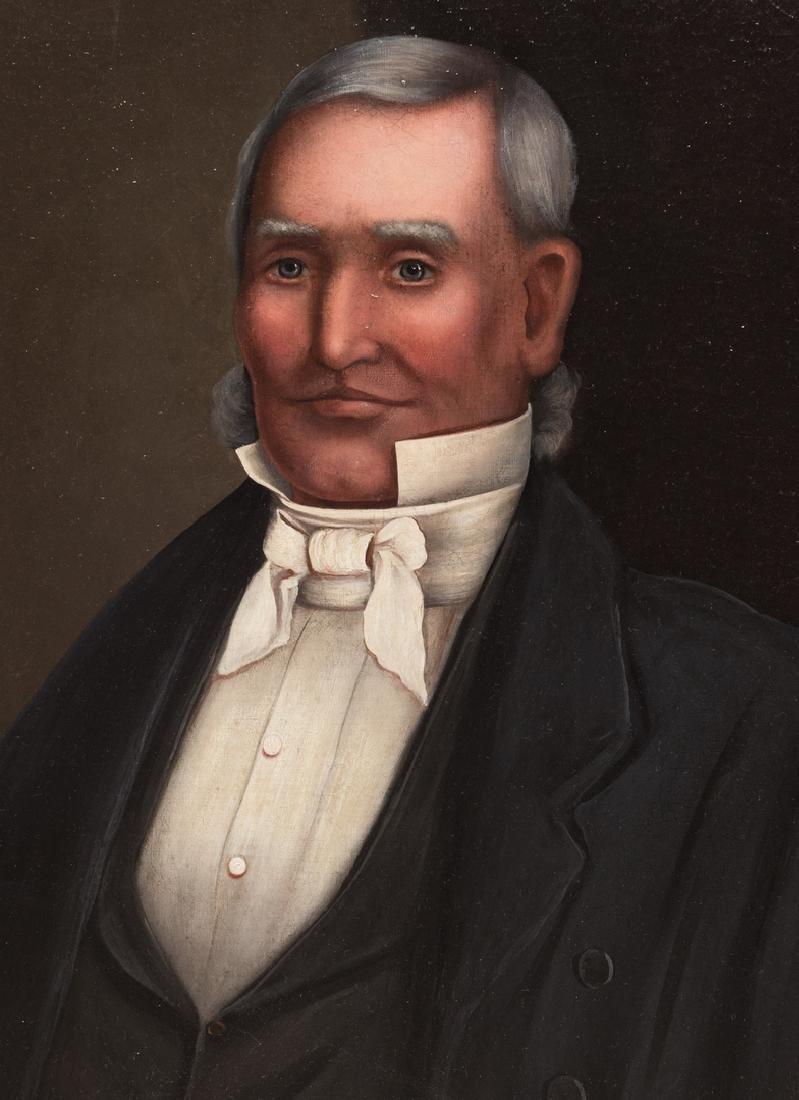 American School, Portrait of a Gentleman - 3