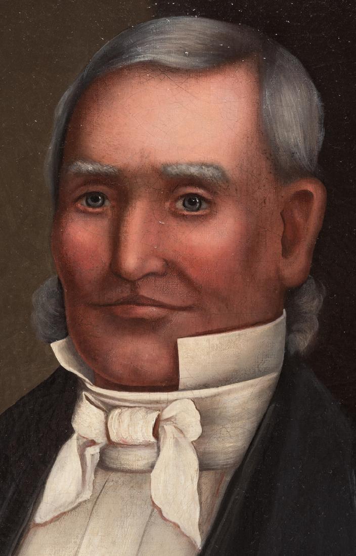 American School, Portrait of a Gentleman - 4
