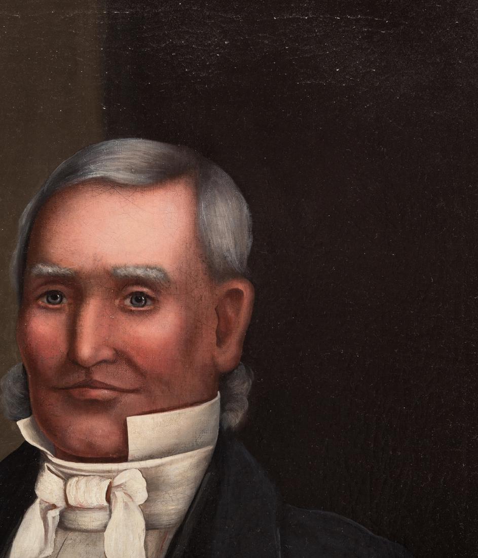 American School, Portrait of a Gentleman - 8