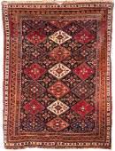 Persian Afshar 72 x 53 circa 1940