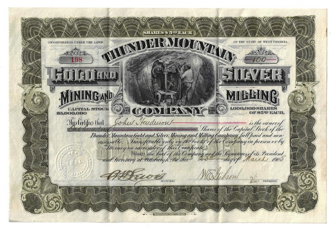 14 Stock Certificates inc. Duesenberg, 18 items - 20