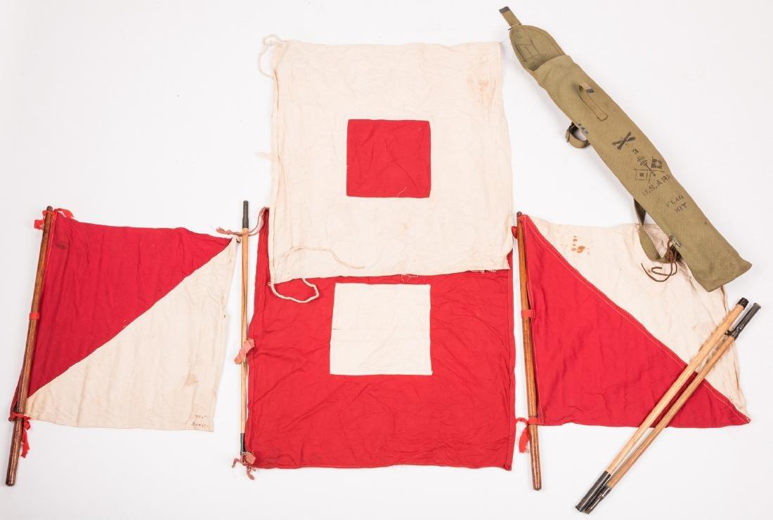 13 WWI U.S. Military Equipment Items, J. A. Newman - 5