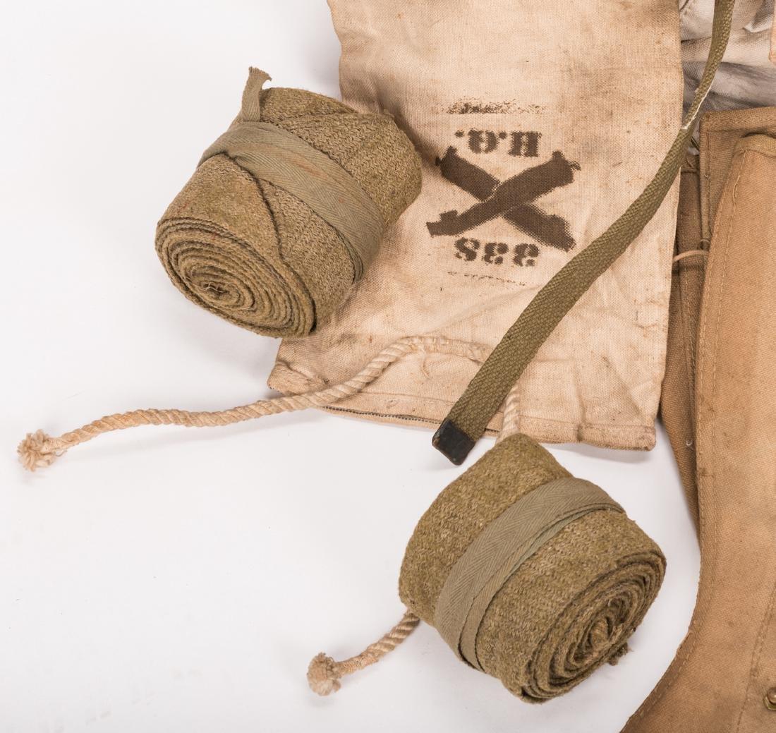 13 WWI U.S. Military Equipment Items, J. A. Newman - 6