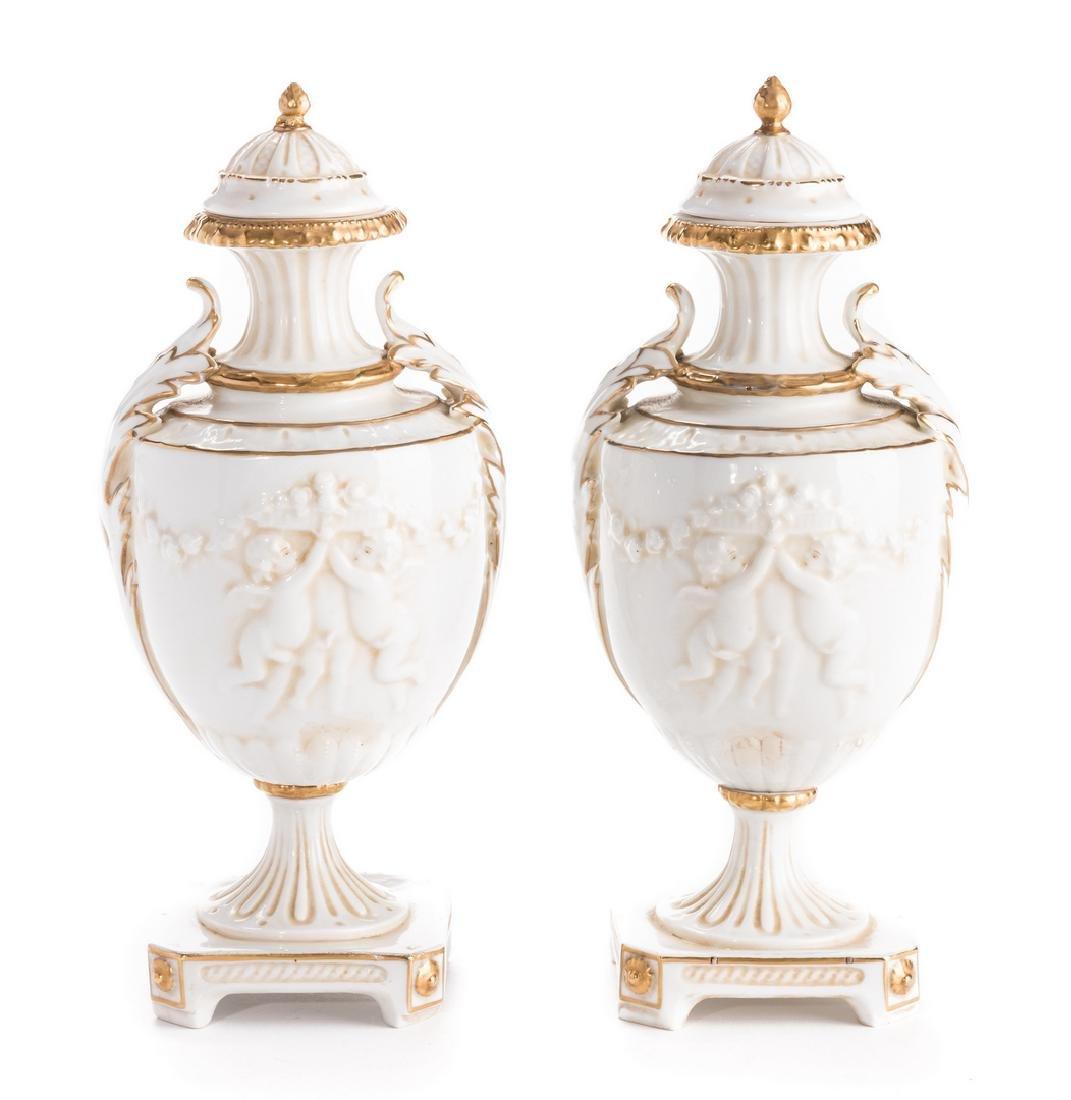 3 German Decorative Items, inc. Clock - 13