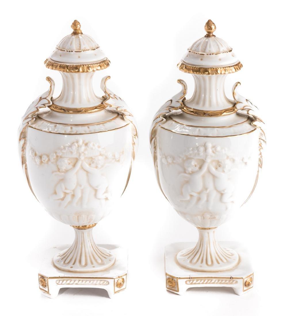 3 German Decorative Items, inc. Clock - 14