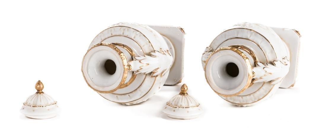 3 German Decorative Items, inc. Clock - 15