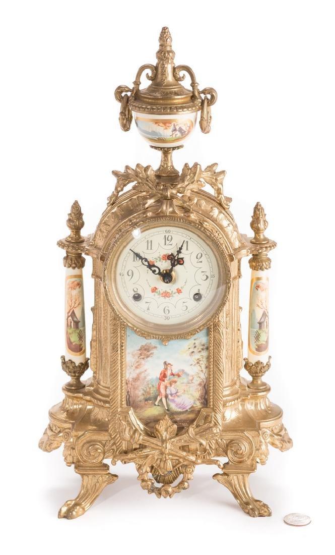 3 German Decorative Items, inc. Clock - 17