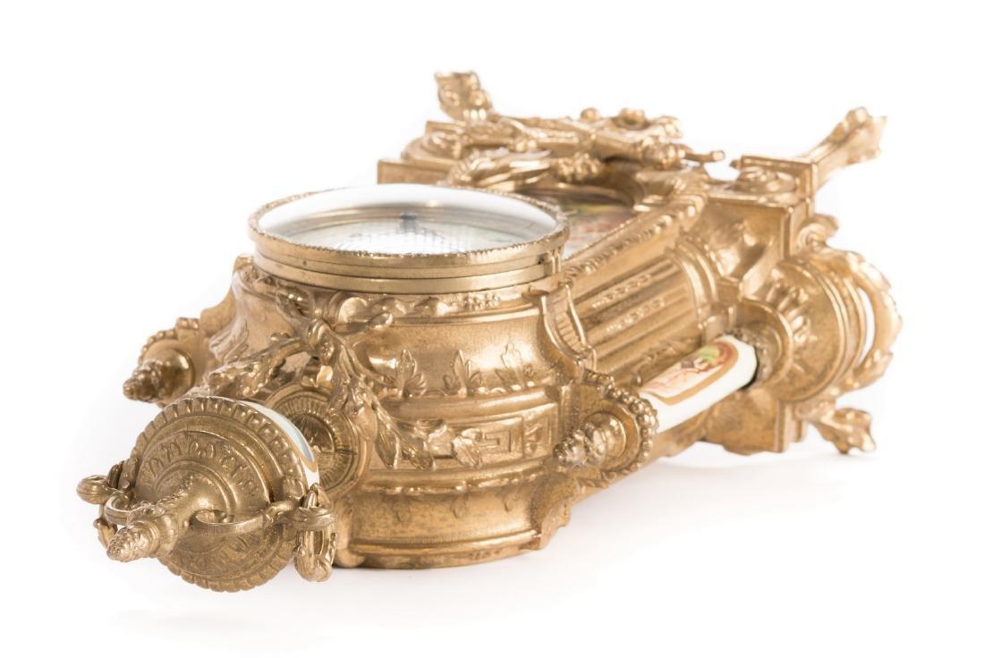 3 German Decorative Items, inc. Clock - 19