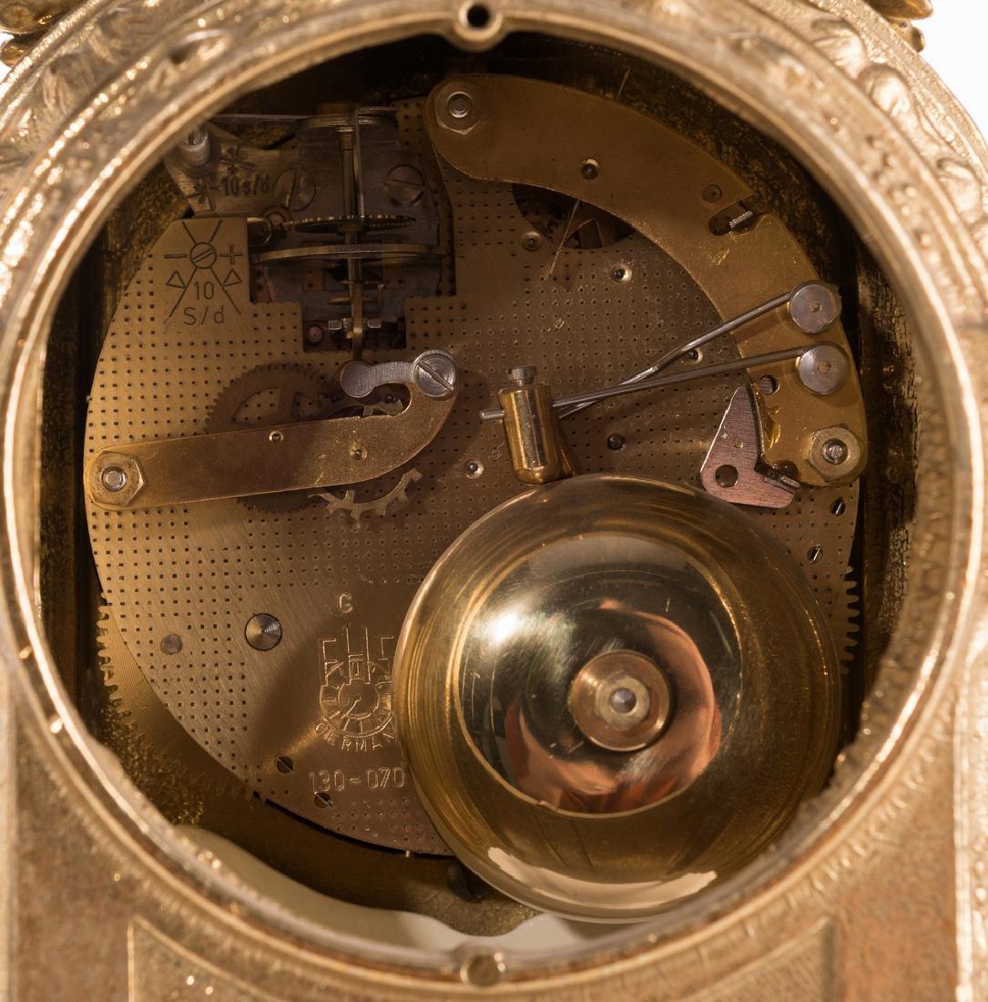 3 German Decorative Items, inc. Clock - 20