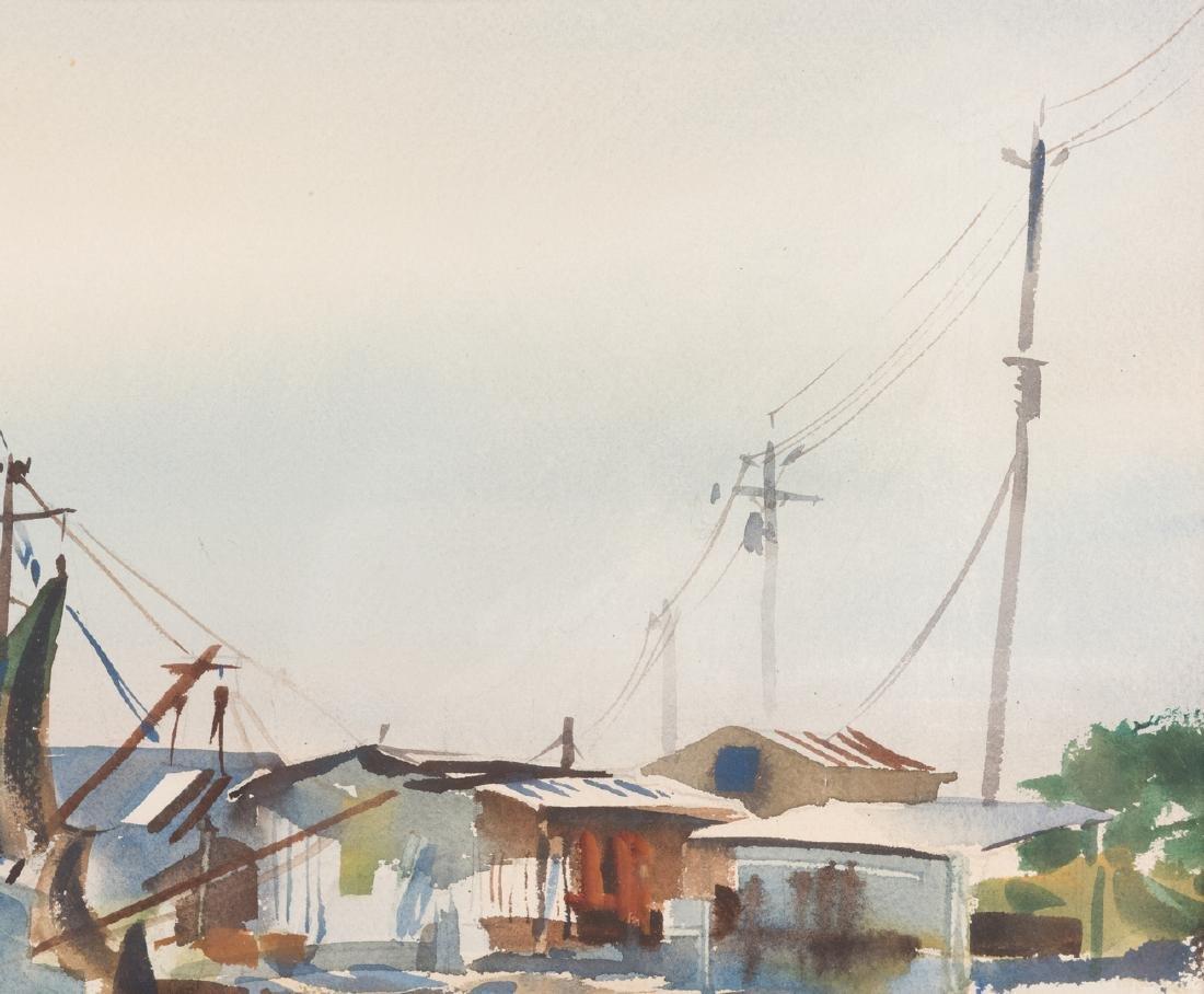 "Ramon Froman W/C ""Galveston Bay"" - 4"