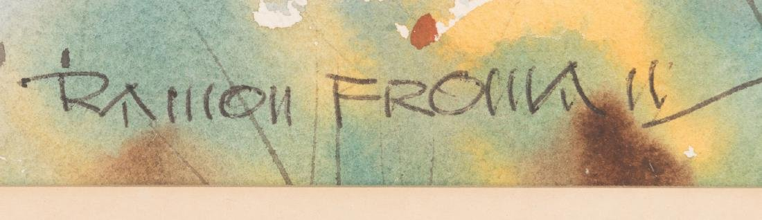 "Ramon Froman W/C ""Galveston Bay"" - 7"
