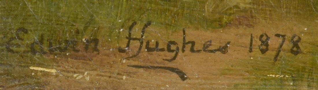 Edwin Hughes o/c, The Storybook - 7