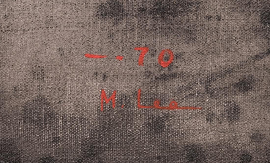 M. Lee Abstract Painting - 4