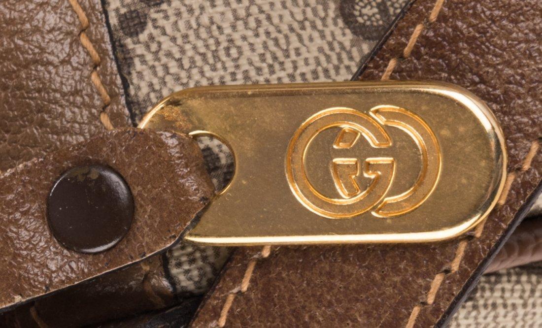 4 Vintage Gucci Handbags - 10