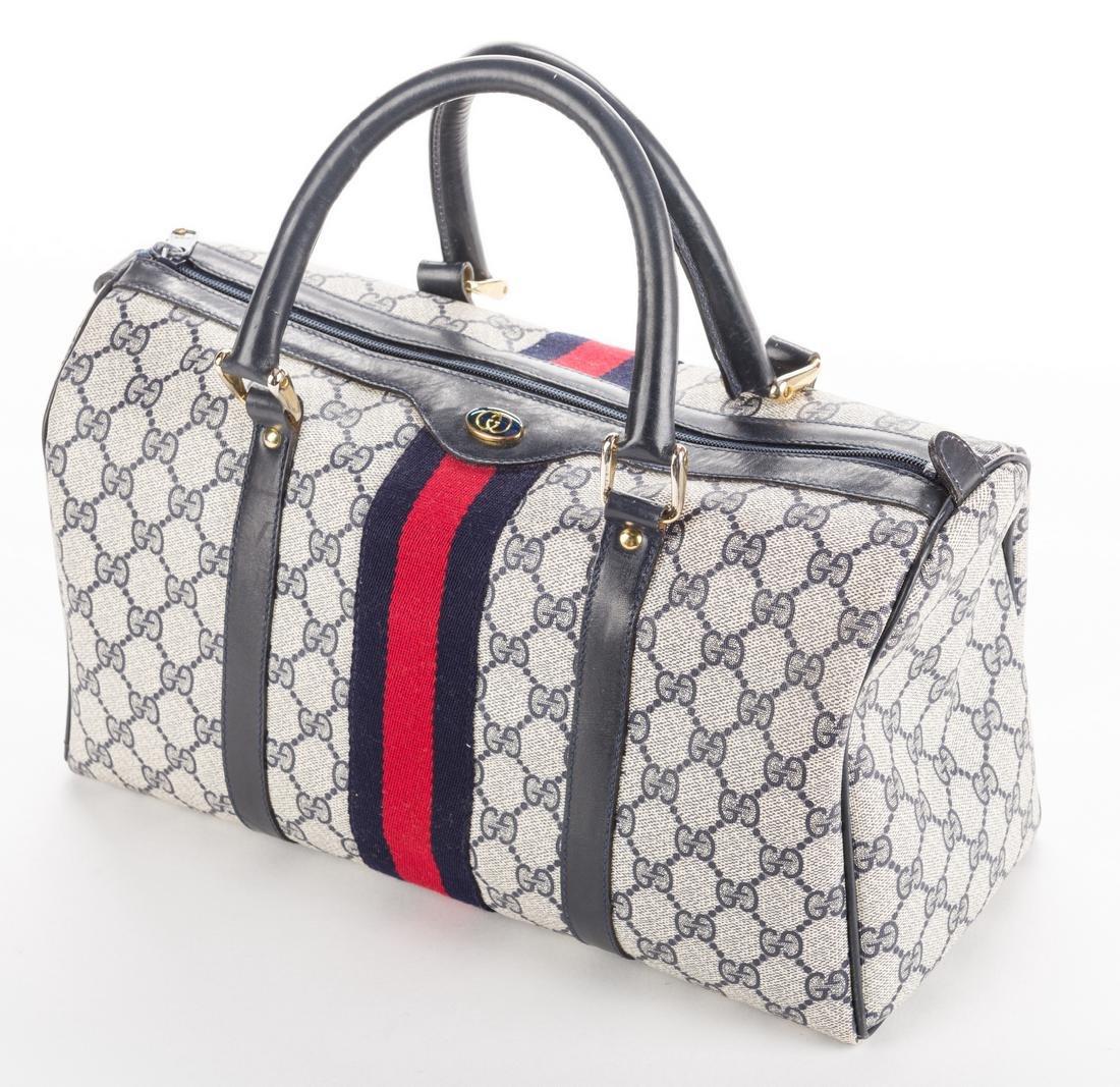 4 Vintage Gucci Handbags - 2
