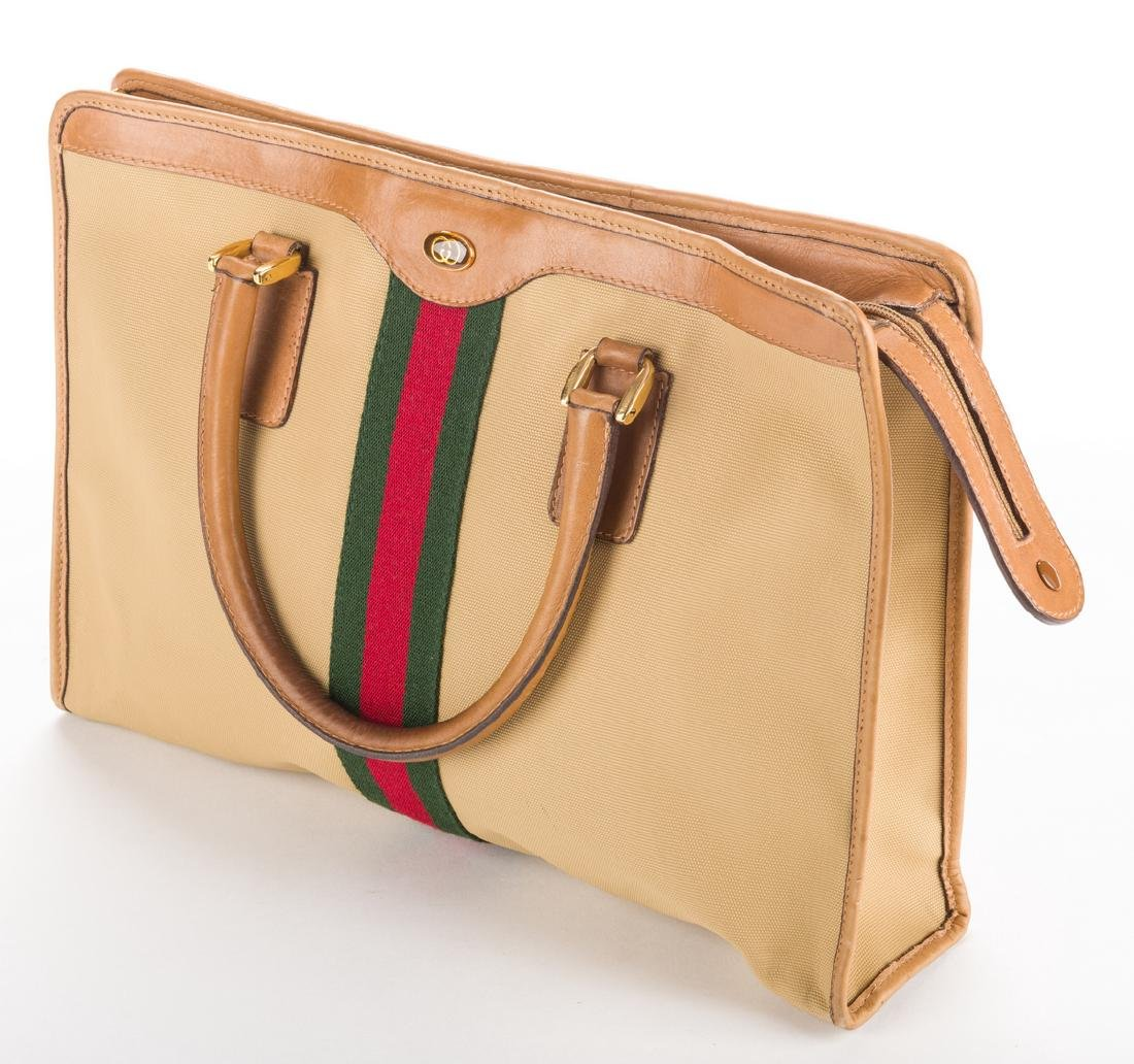 4 Vintage Gucci Handbags - 3