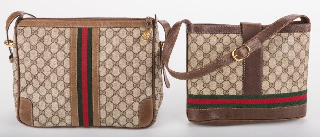 4 Vintage Gucci Handbags - 6