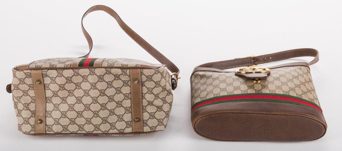 4 Vintage Gucci Handbags - 7