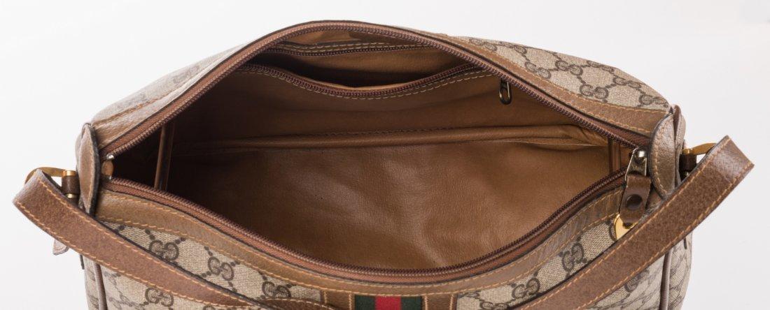 4 Vintage Gucci Handbags - 8