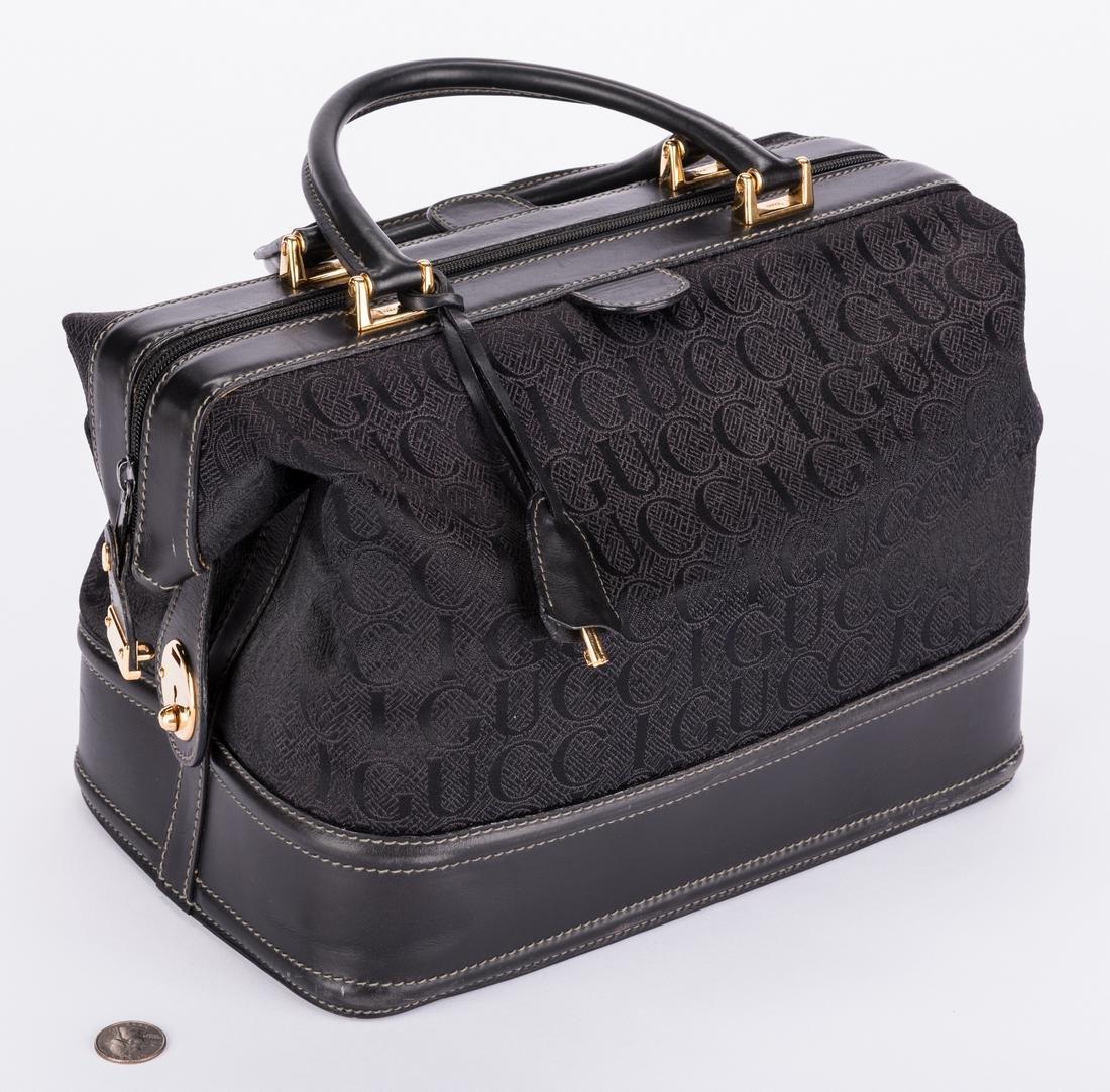 Black Gucci Doctor Bag - 2