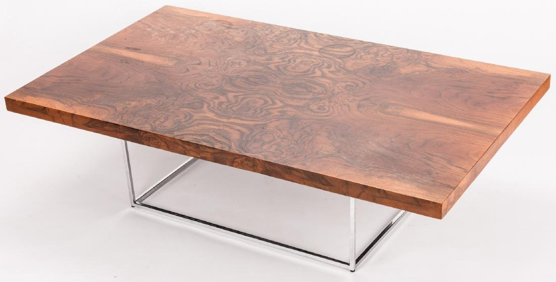 Mid-century coffee and side table - 10