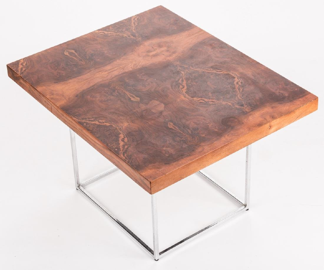 Mid-century coffee and side table - 6